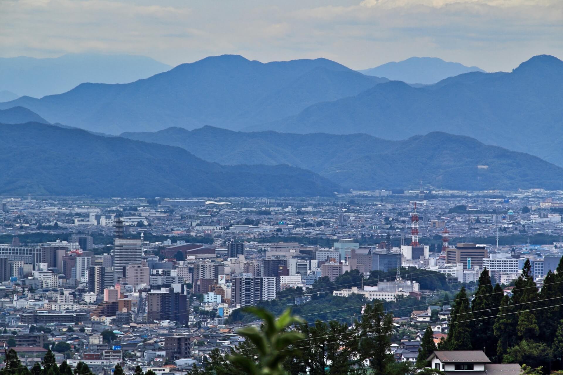 地方都市での不動産投資